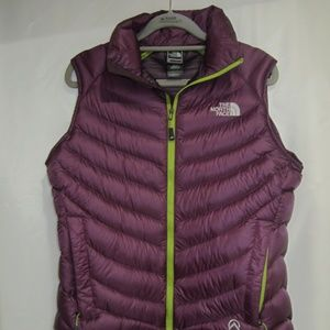 """North Face M Summit Series Puffer Vest Current 40"""""""